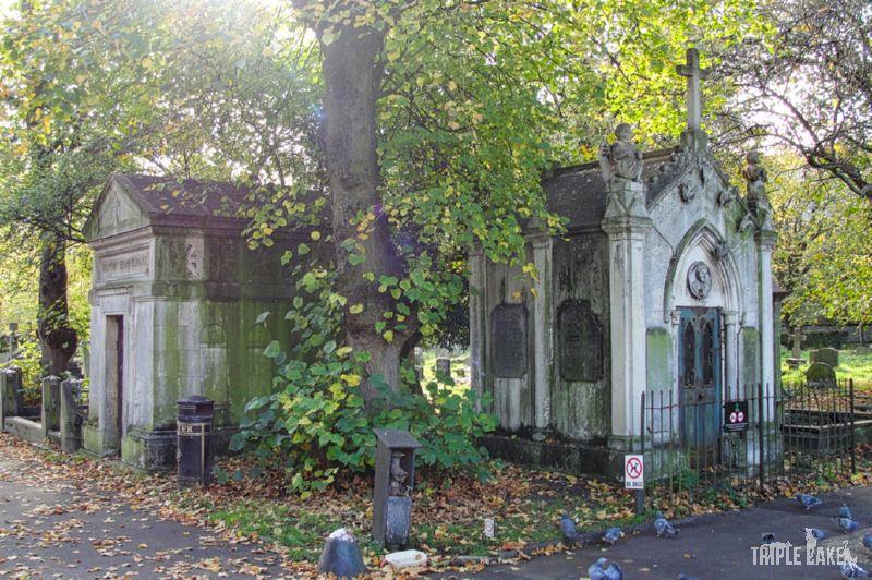 Brompton Cemetery / Cmentarz Brompton