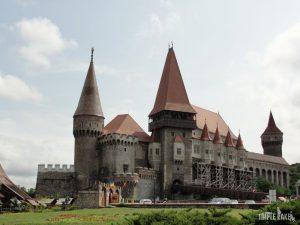 Zamek w Hunedoarze / Castle in Hunedoara