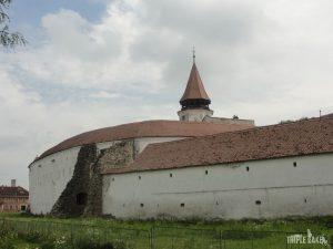 Kościół warowny w Prejmer / Fortified church in Prejmer