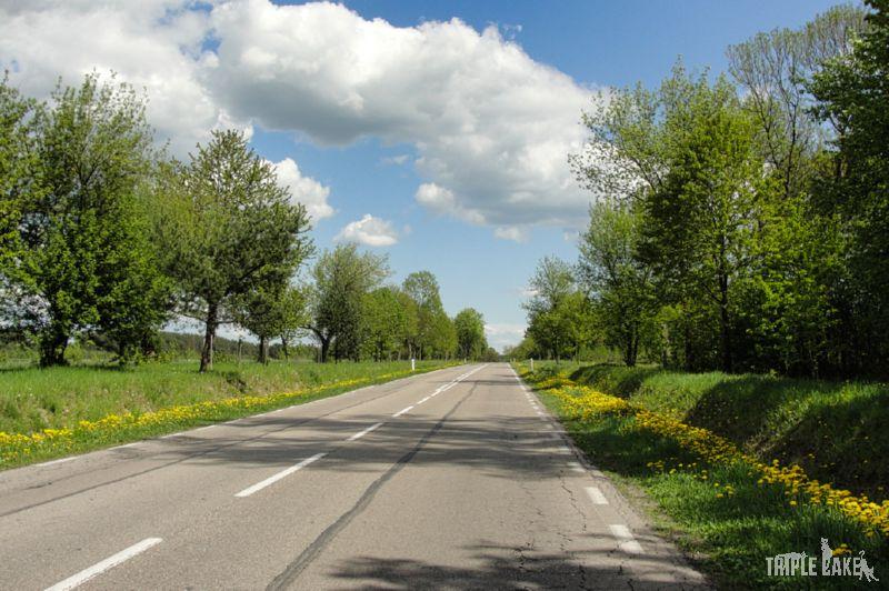 Droga na Siemiatycze