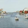 Zachodnie wybrzeże Szwecji – wyspa Gullholmen