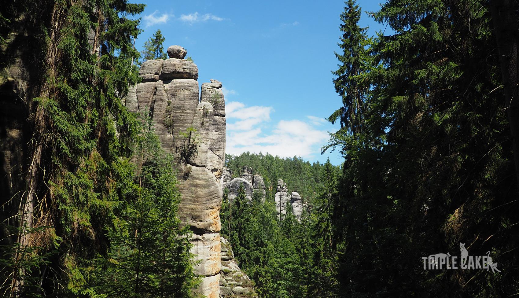Adrszpaskie skaly