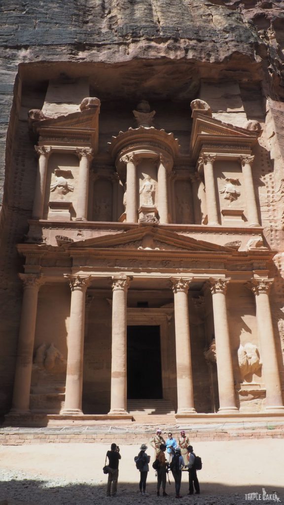 Petra, Treasury / Skarbiec