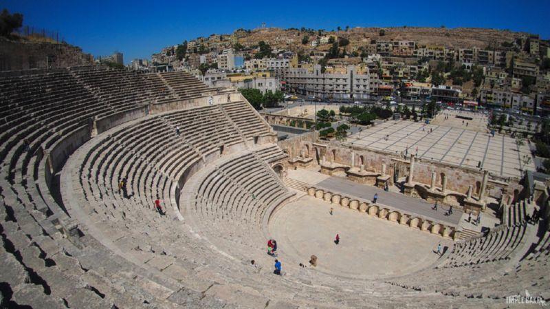 Teatr Rzymski w Ammanie / Roman Theatre