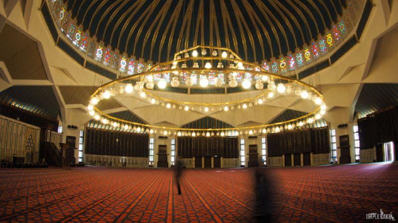 Meczet Króla Abdullaha / King Abdullah Mosque