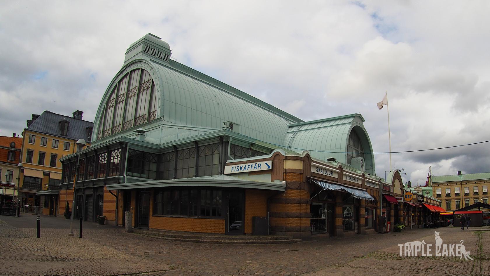 Stora Saluhallen, Göteborg