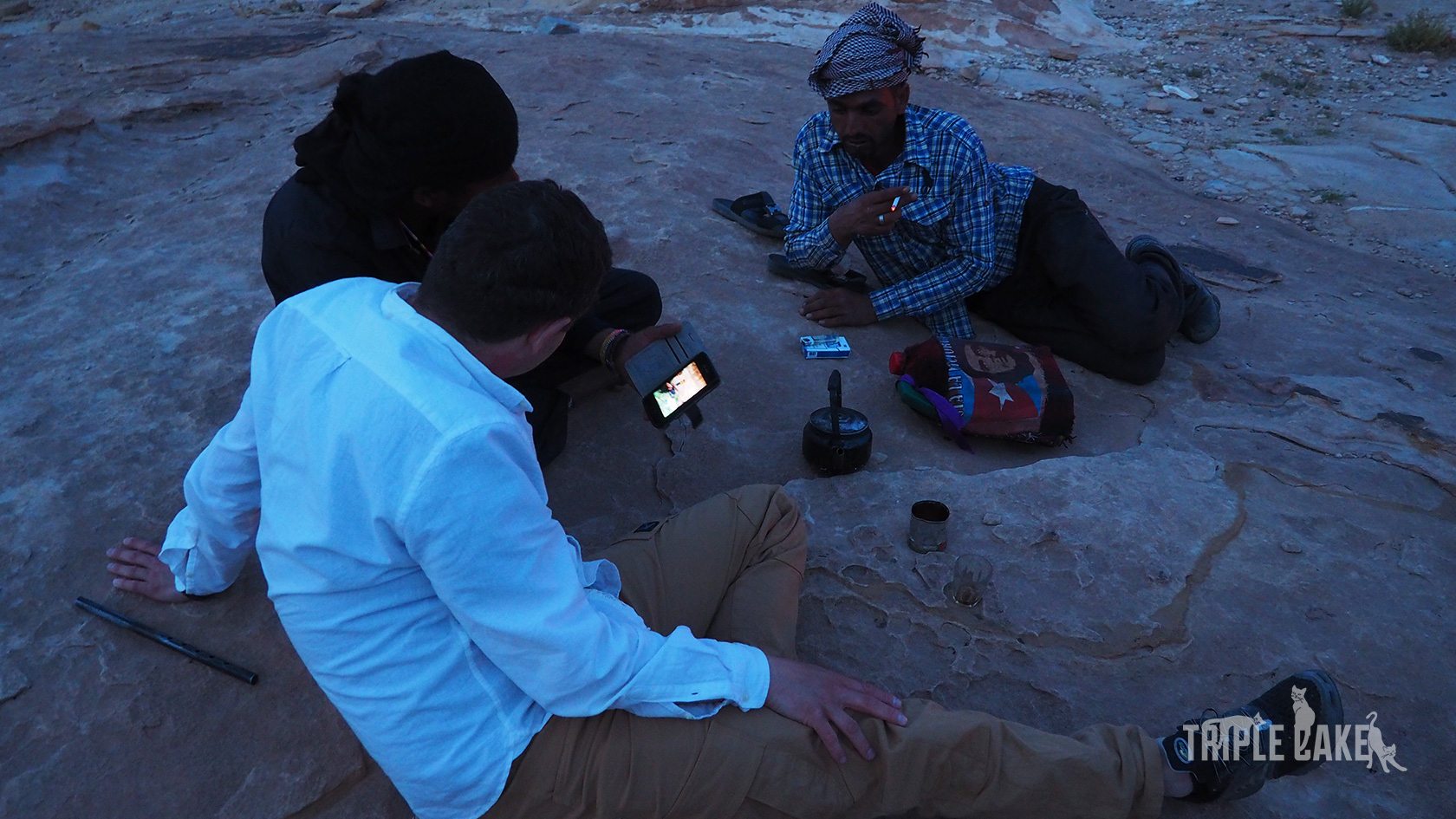 Z Nabatejczykami / With Nabateans