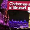 Świąteczne show na Placu Wielkim w Brukseli