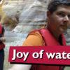 Kanioning w wąwozie Wadi Mujib – Zabawa w wodzie