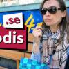 Raj dla łasuchów, czyli jak wygląda sklep ze słodyczami w Szwecji