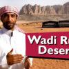 Wadi Rum – czerwona pustynia Jordanii
