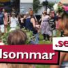 Jak Szwedzi świętują Midsommar?